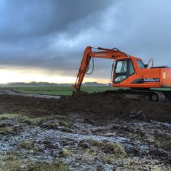 g excavation