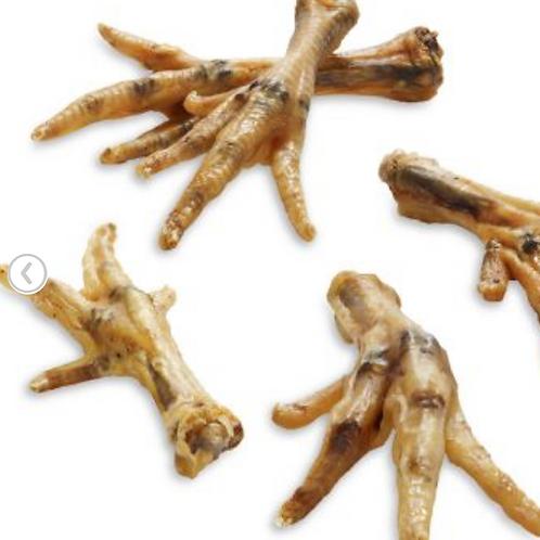 BULK buy Dried chicken feet 500g