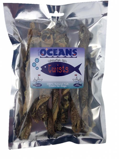 oceans fish skin twists