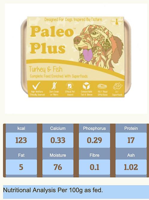 Paleo Plus Turkey   500g