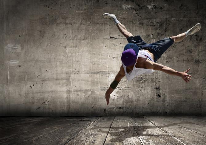 Breakdance @ Fusion Academy