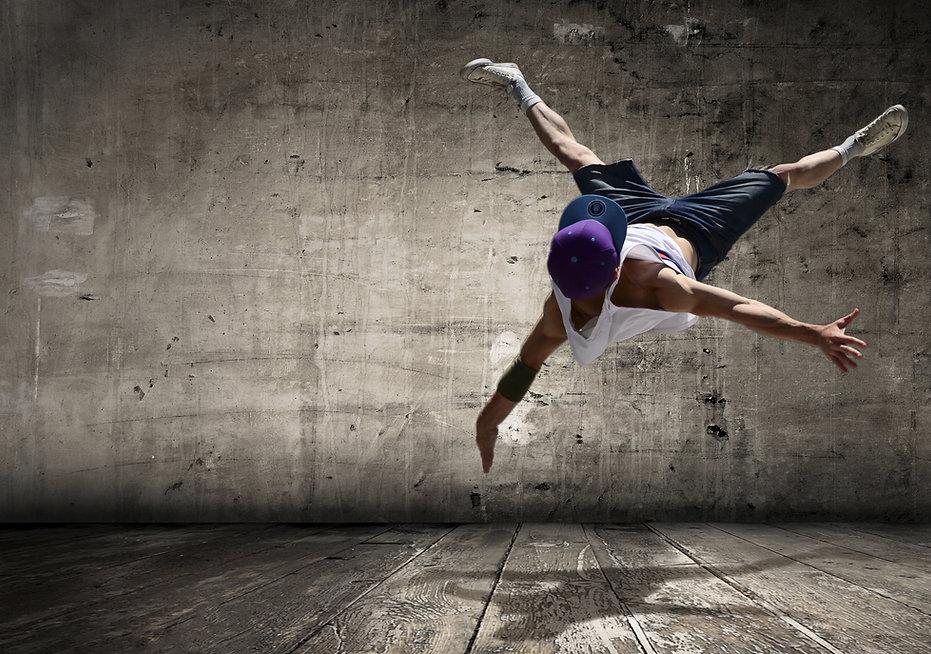 ブレイクダンサー