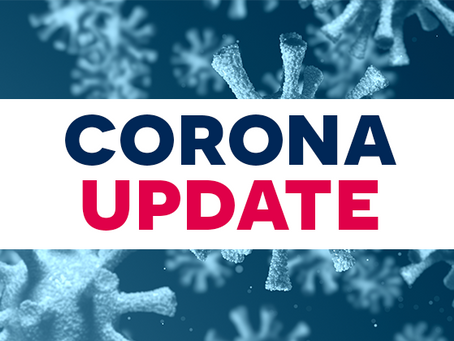 CORONA UPDATE N° 2 - WEDSTRIJDJAAR 2020