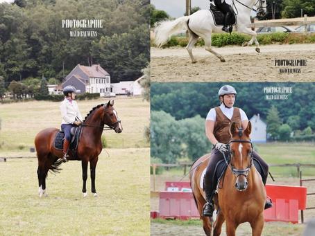 Résultats du concours d'Equitation de Travail au Manège Le Long Tour