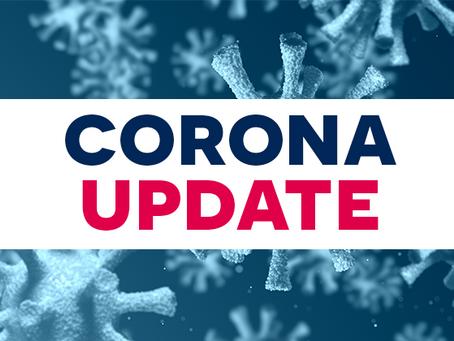 CORONA UPDATE N° 2