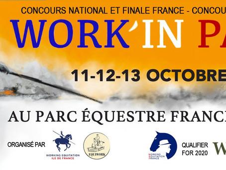 WORK'IN PARIS