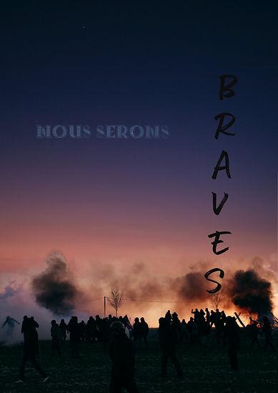 Nous serons braves est un dossier d'enquête dans le milieu militant anti-nucléaire de la Meuse à Bure.