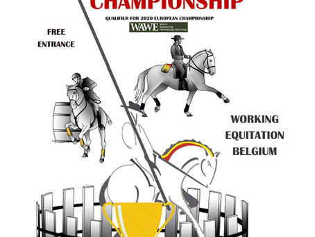 OPEN Belgian Championship 2019