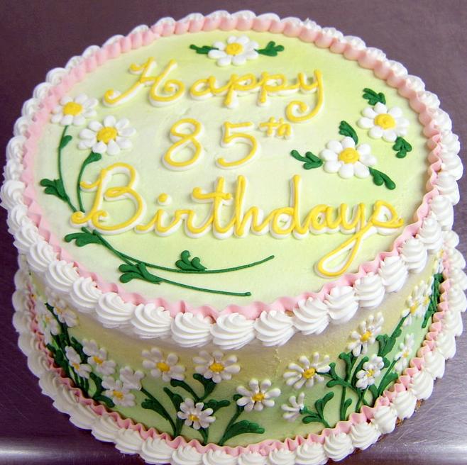 Adult Daisey Cake