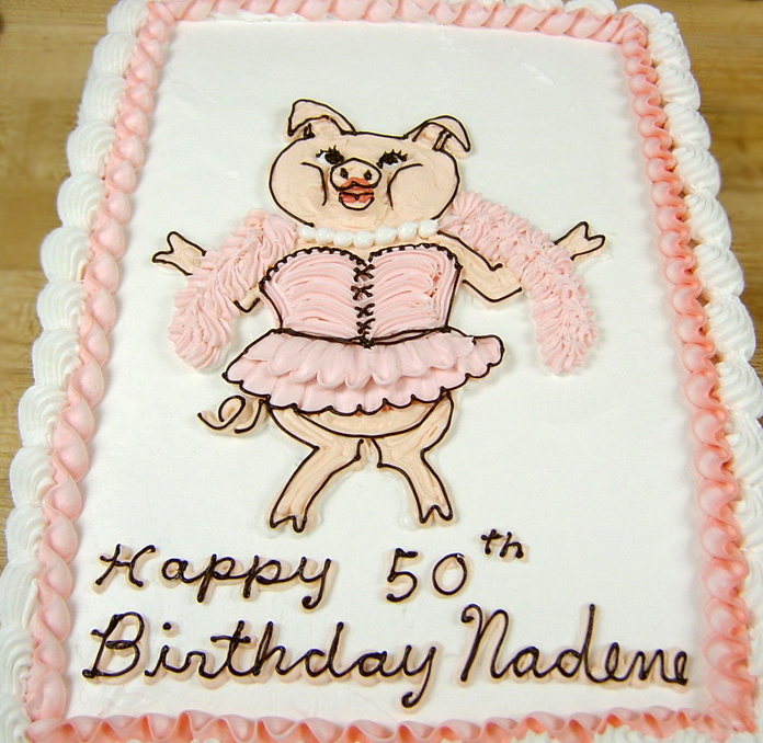 Adult Corset Cake
