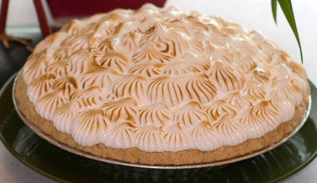 Lemon Maringue Pie