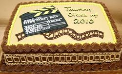 Graduation Film Theme Cake