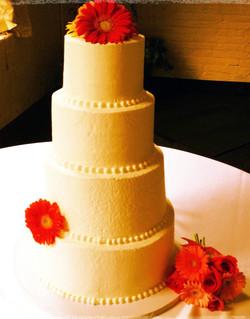 Smooth Finish Gerber Daisey Wedding