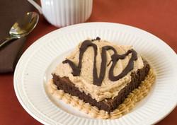 peanut butter fudge brownie