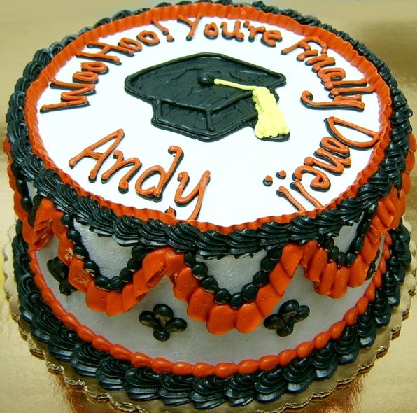 Graduation Cap II Cake
