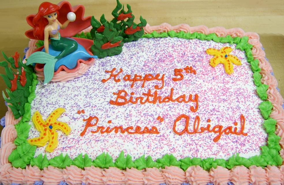 Girl Movie Theme Cake II