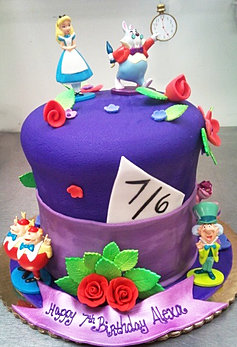Touche Touchet Bakery Girl Birthday Cakes