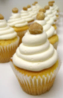 Touche Touchet Cafe & Bakery cupcakes