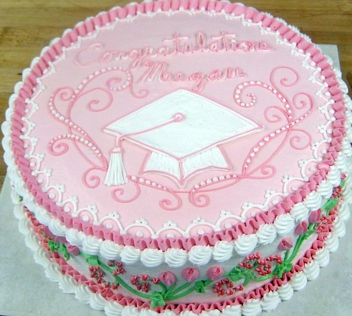 Graduation Cap V Cake