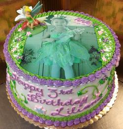 Custom Photo VI Cake