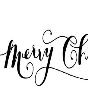 2020 Christmas Closure