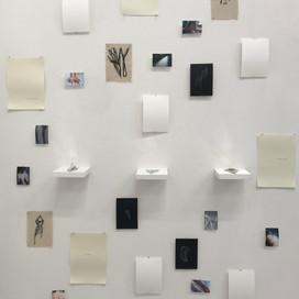 lacuna installation, 2020