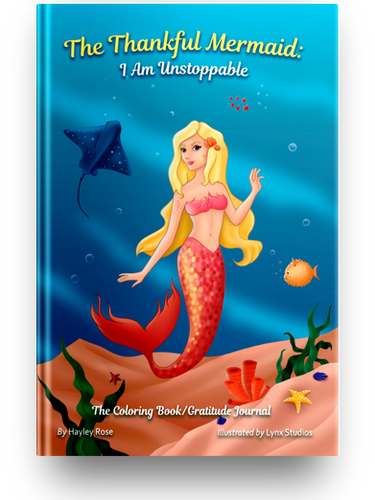 The Thankful Mermaid: I Am Unstoppable