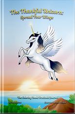 The Thankful Unicorn Wings