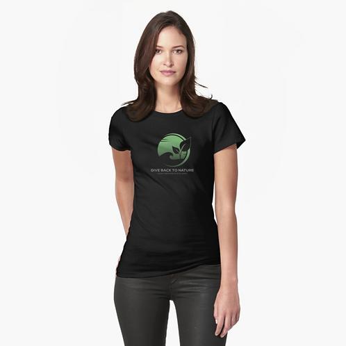 T-shirt pour Femme Ajusté