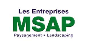 Les Entreprises MSAP Paysagement - Landscaping