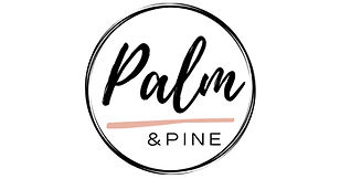 Palm and Pine handmade craft