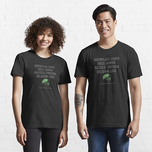 Essential T-Shirt - Birthplace: Earth