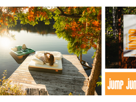 Give Back to Nature is happy to welcome our newest business partner JUMP.