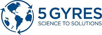 5 Gyres Logo