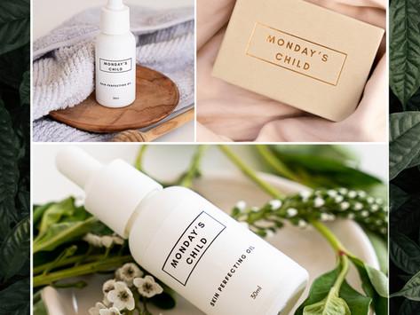 New Business Partner - Monday's Child Skincare