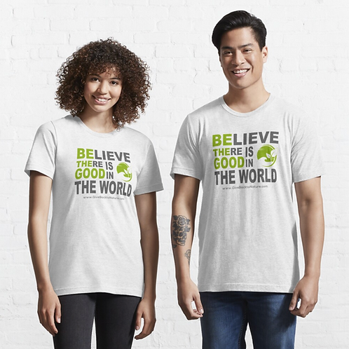 Essential T-Shirt - Be The Good