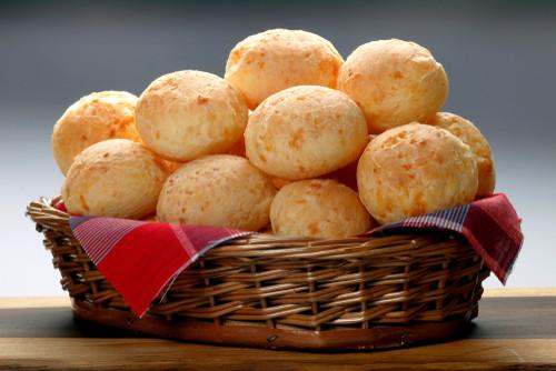 receita de pao de queijo caseiro cesta de paes de queijo