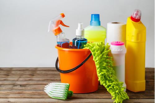 produtos de limpeza geral