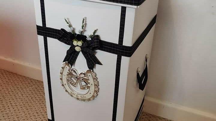Personalised Wedding Postbox