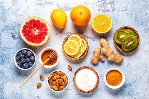 alimentos que melhoram a imunidade e saúde