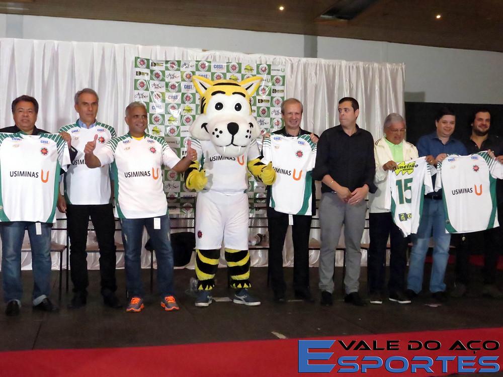 Novo Uniforme Ipatinga Futebol Clube