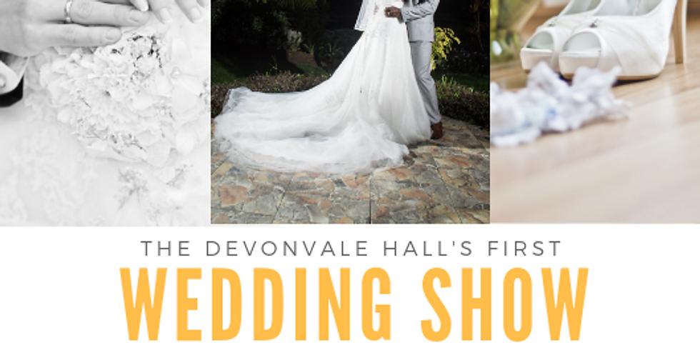 Devonvale Halls First Wedding Show