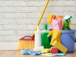 Erros que você não deve cometer na hora de limpar a casa