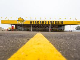 Inauguração do novo Mineirão Atacarejo Almenara