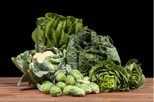 verduras boas para a saúde