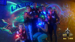 LASER GAME ARC 1800 CHEZ BOUBOU8