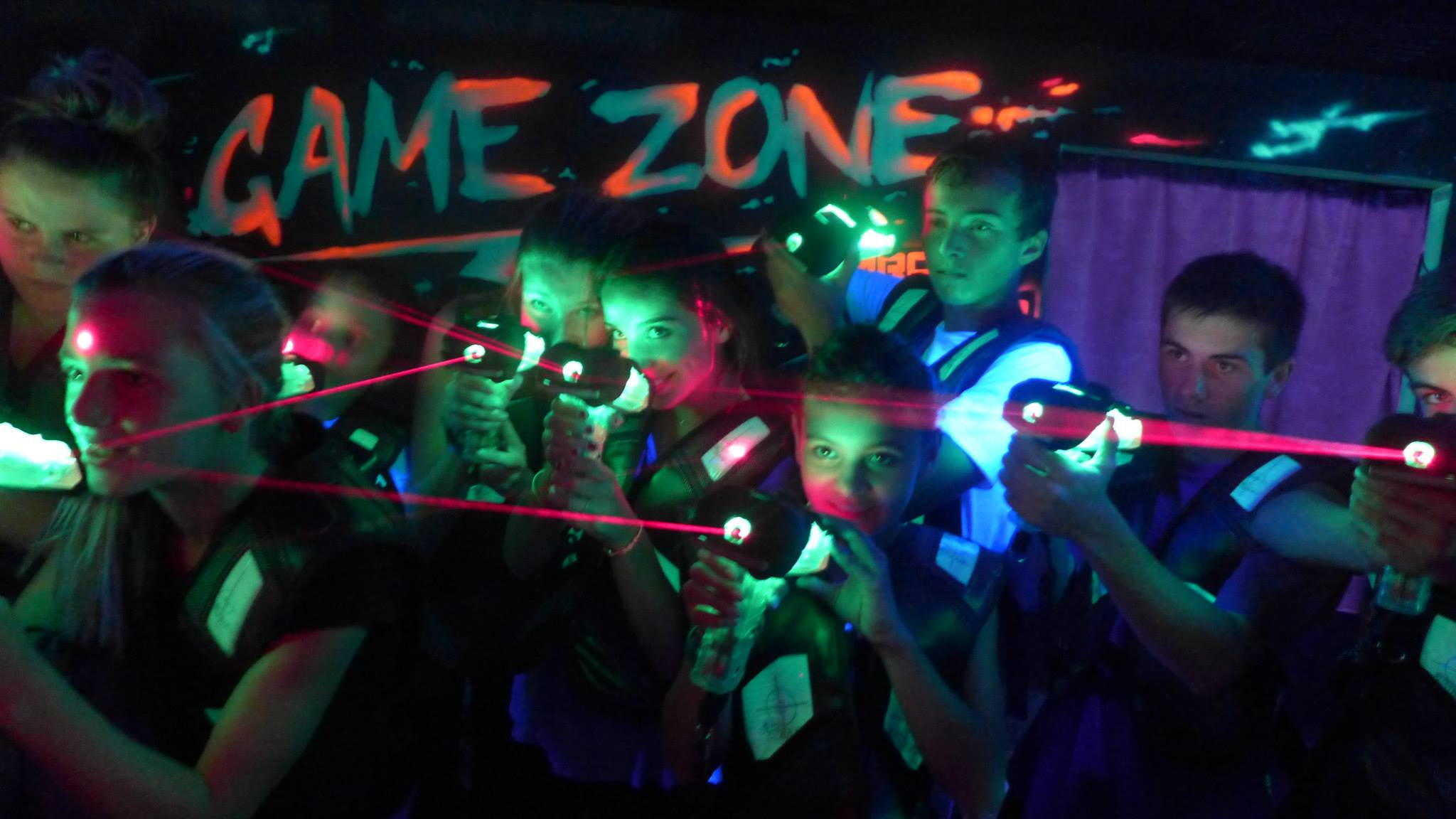 LASER GAME ARC 1800 CHEZ BOUBOU13