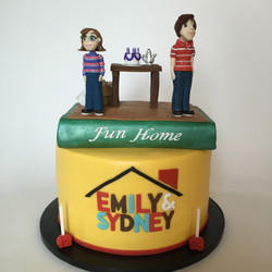 Fun Home with Emily and Syney