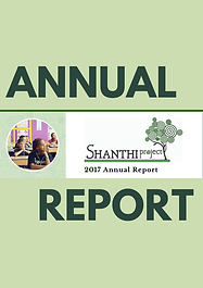Shanthi Project 2017 Annual Report