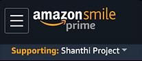 Amazon Smile Donation Shanthi Project.pn